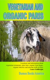 Végétarian and Organic Paris, Laure Goldbright